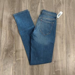 Old Navy Straight Jeans Sz 0 Long